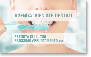 Agenda igieniste dentali - Prenota qui il tuo prossimo appuntamento