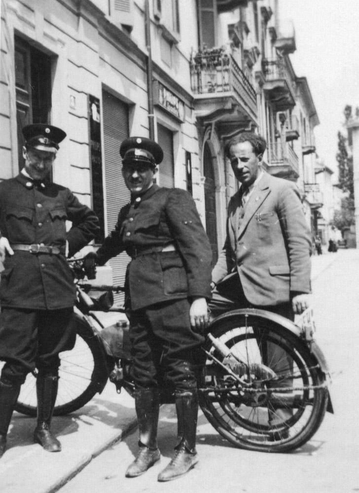 1930 - I militi Negri, Valsecchi e Banfi