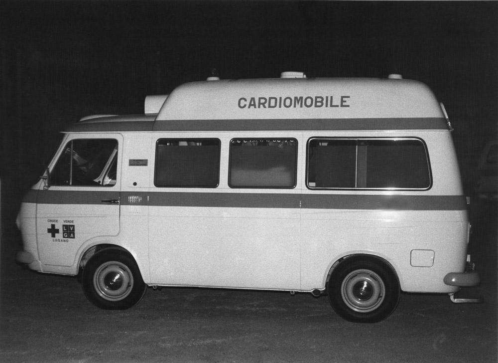 1975 - Il primo cardiomobile