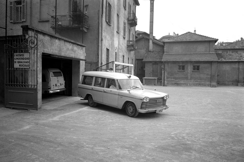 1950/60 ca. - Quartiere Maghetti. Fotogonnella