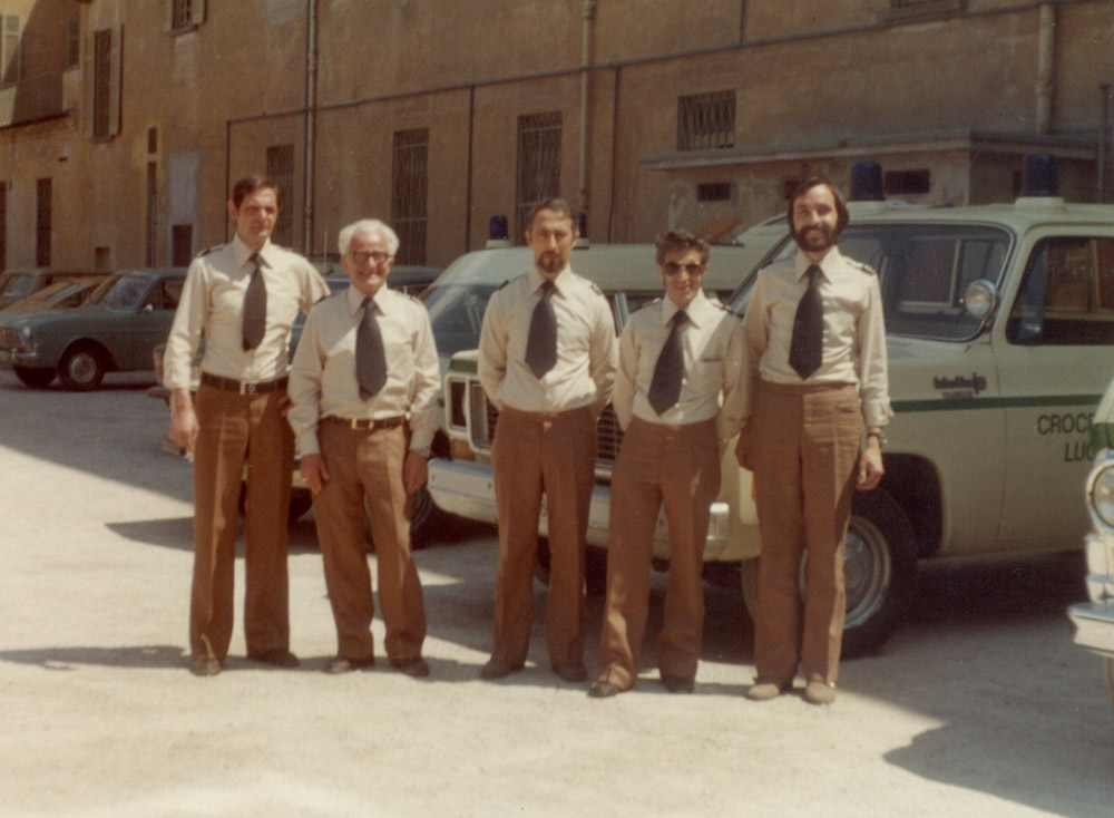 1975 - Militi al Quartiere Maghetti