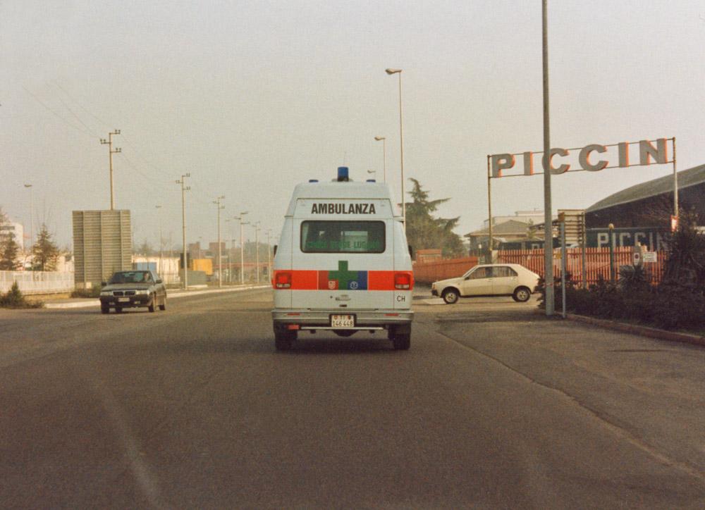 1985 - Autoambulanza