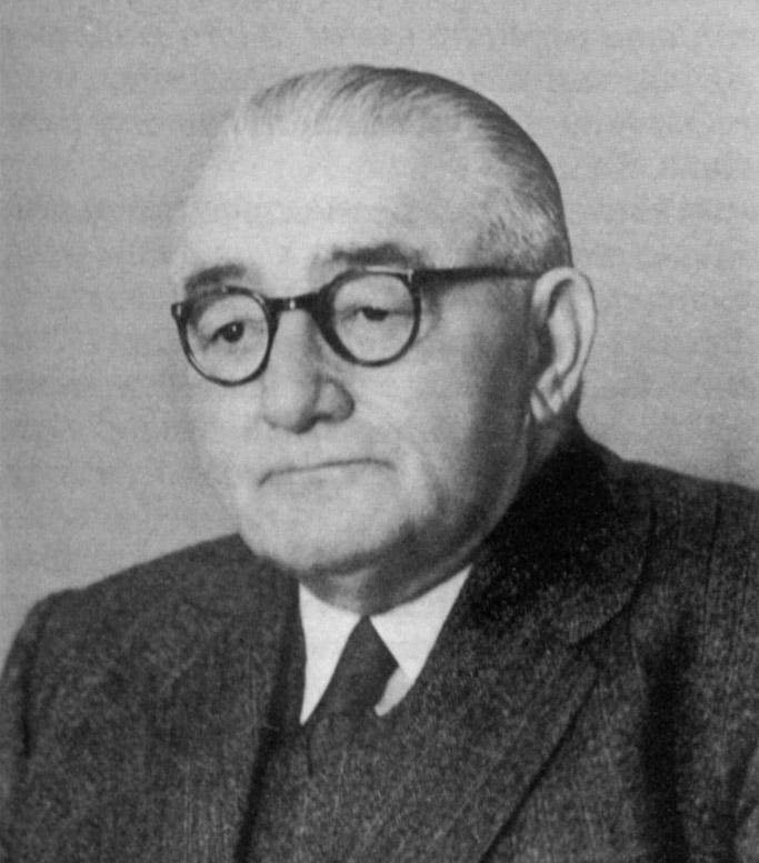 1910 - Il dottor Giuseppe Galli, fondatore e primo presidente della Croce Verde Luganese
