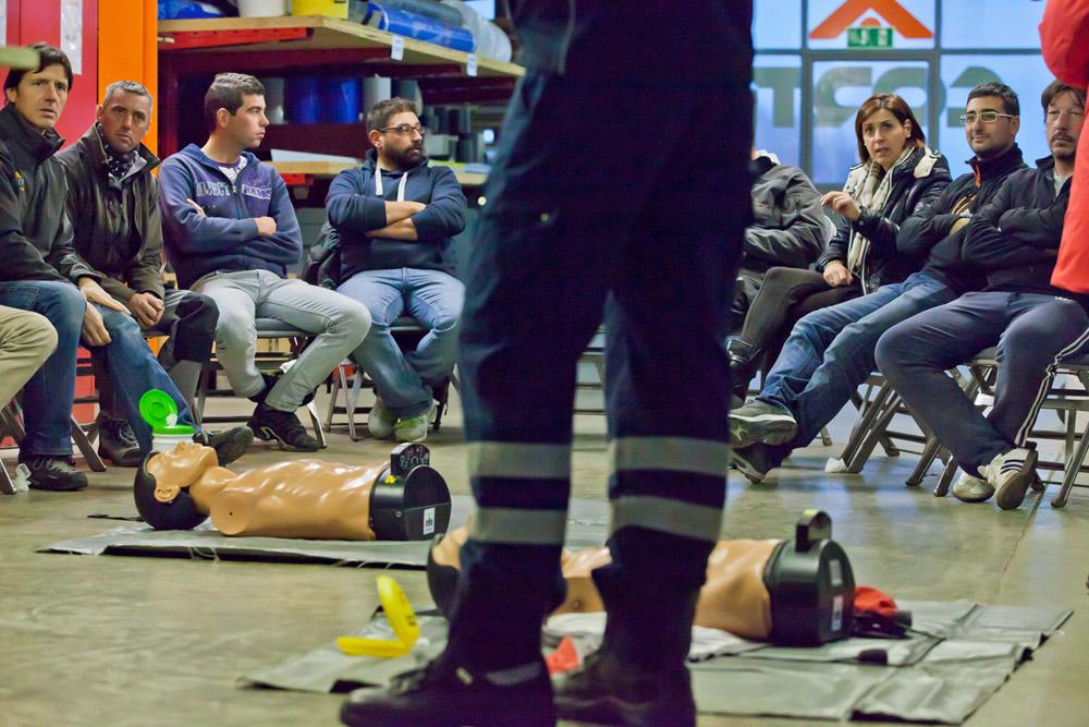 2015 - Caslano, corso Misure Immediate Salva-vita (MISV)