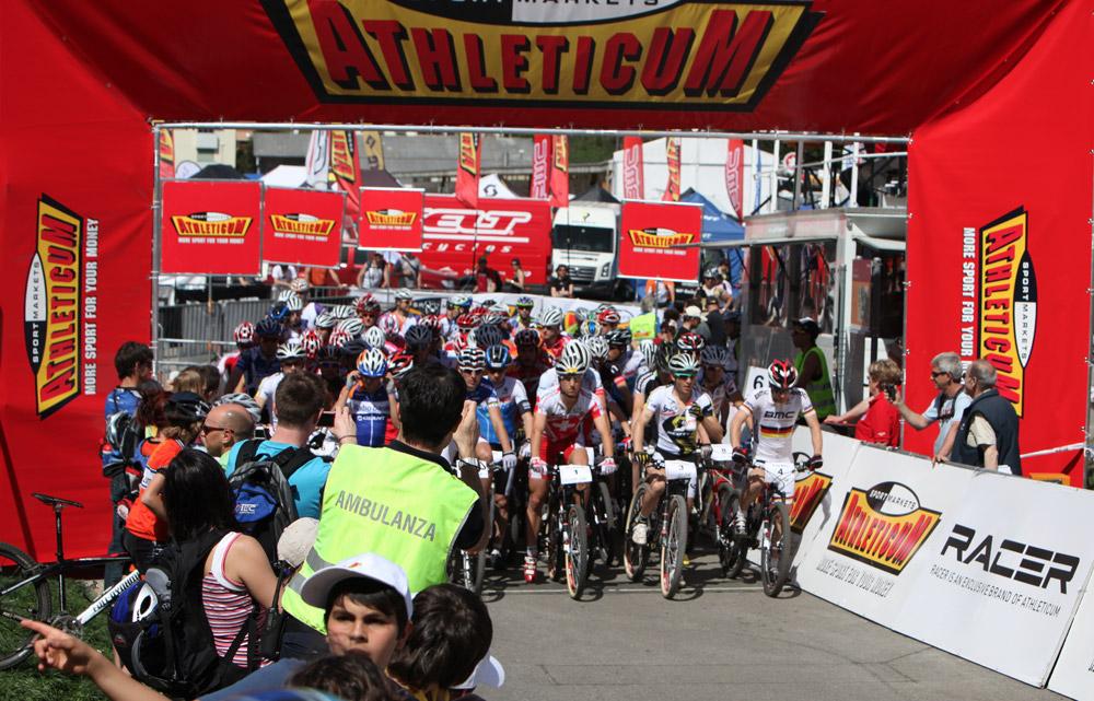 Aprile 2011 - gara ciclistica