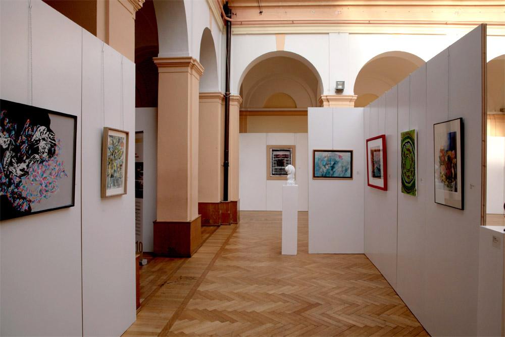 23 aprile 2010 - Esposizione delle opere per l'Asta del Centenario