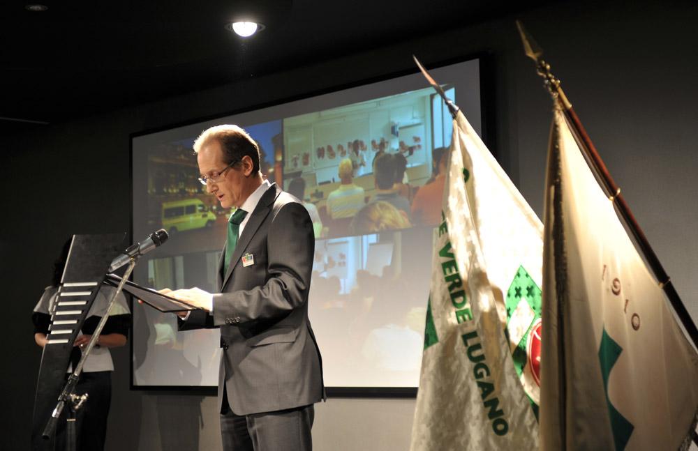 3 marzo 2010 - Il discorso ufficiale del Presidente Mauri