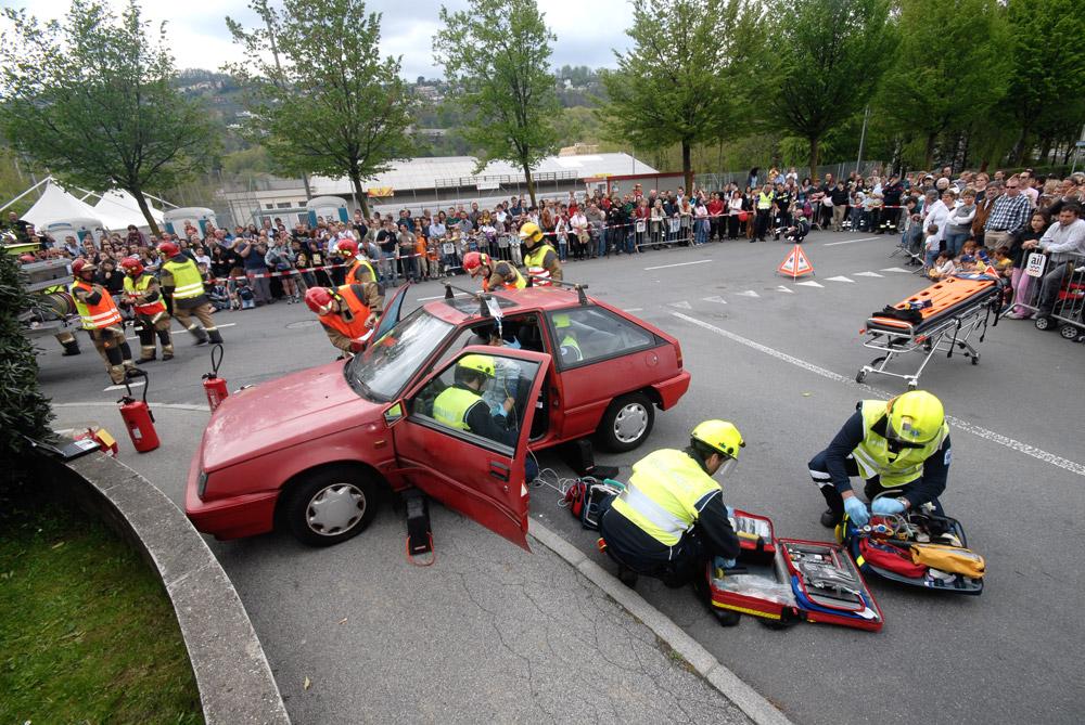 24 aprile 2010 - Porte aperte presso la sede di Pregassona